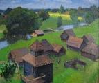 Старинное поселение